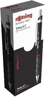 rOtring Tikky 自動鉛筆 HB 0.7 12er-Box 黑色