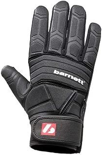 BARNETT FLG-03 Professional Linemen 橄榄球手套,OL,DL 黑色