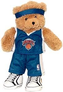 NBA New York Knicks Hi-Tops Bear