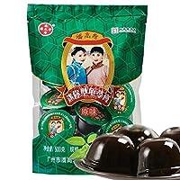 【限时包邮特惠!!!】潘高寿 迷你型龟苓膏(原味) 500g*3袋休闲小零食