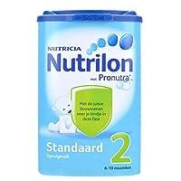 【跨境自营】 Nutrilon 荷兰牛栏奶粉 2段(6-10个月)850g/罐(原装进口 保税区发货) 包邮包税