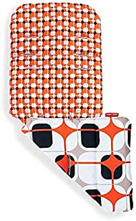 Maclaren 通用座椅衬垫 Domino Spicy Orange