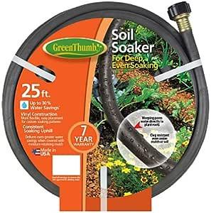 teknor-apex 1030–25soaker 软管,乙烯基,91cm 。 绿色 25英尺