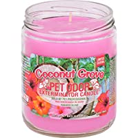 Pet Odor Exterminator 椰子树蜡烛 13盎司(约397ml)2支装