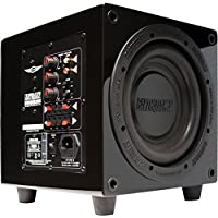 Earthquake Sound MiniMe P8_V2 Passive Tuned Powered Mini Subwoofer