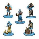 WizKids Agricola 游戏扩展 蓝色