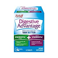 Digestive Advantage Prebiotic Plus益生菌膠囊,32粒