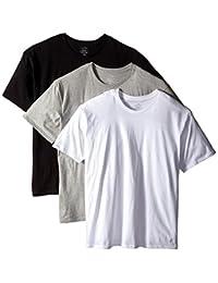 Calvin Klein 男式3只装经典圆领 t 恤