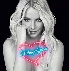 布兰妮 Britney Spears:真我妮裳 Britney Jean Deluxe(CD 中国豪华限定版 附独家限量精美便签本)