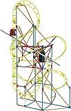 K'NEX惊险冒险 - 过山车工程教育玩具套装 - 303件 - 适用于7岁以上儿童