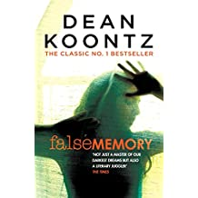 False Memory: A thriller that plays terrifying tricks with your mind… (English Edition)