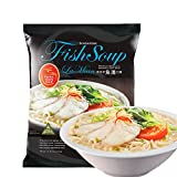 新加坡进口百胜厨叻沙拉面 非油炸型方便面 154g (鱼汤味)