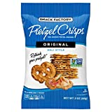 Snack Factory Pretzel Crisps, Single-Serve 8片装