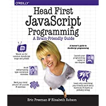 Head First JavaScript Programming: A Brain-Friendly Guide (English Edition)
