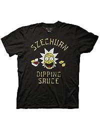 Ripple Junction Rick and Morty Rick 的Szechuan Dipping Sauce 成人 T 恤