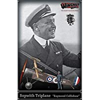 "Wingnut Wings WNG32607 Sopwith Triplane""Raymond Collishaw"" 1:32 多色"