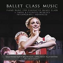 芭蕾舞课音乐:人物钢琴音乐