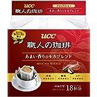 UCC 悠诗诗 滴滤式职人咖啡粉(醇香摩卡)7g×18p(日本进口) 39.90