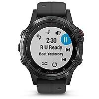 GARMIN 佳明 vivoactive HR 黑色智能心率手环智能手表蓝牙来电提醒运动监测睡眠监测GPS定位50米防水