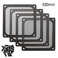 风扇灰尘过滤器120mm Magnetic Nylon Filter 120x120 mm