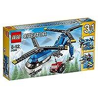 LEGO 乐高 Creator创意百变系列 双旋翼直升机 31049 8-12岁 积木玩具