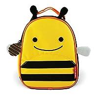 美国 SKIP HOP 可爱动物园保温餐袋 小蜜蜂SH212105