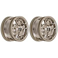 Ride Mini 5W Spoke Wheel, Normal Offset Silver Luster