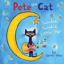 Pete the Cat: Twinkle, Twinkle, Little Star (English Edition)