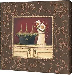 "PrintArt Floral II 24"" x 24"" GW-POD-48-JM310-24x24"