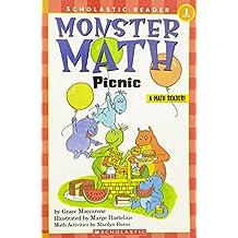 (进口原版) 读者你好系列: 怪物的数学大餐 (第1级) Monster Math Picnic (level 1)