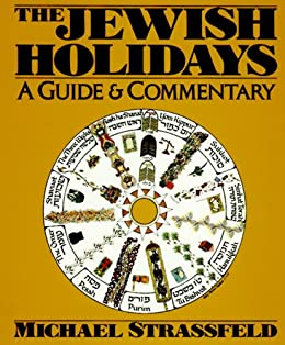 """Jewish Holidays (English Edition)"",作者:[Michael Strassfeld]"