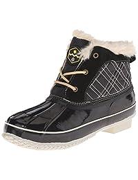 Khombu 女士 Jas-KH 冬天靴