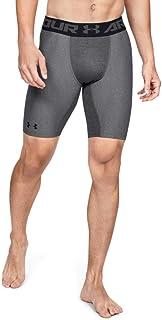 Under Armour 安德玛 男士HeatGear 2.0长压缩式短裤 带网状保暖内衣