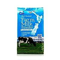 Theland 纽仕兰 脱脂奶粉 牧场直供调制乳粉 成人奶粉袋装 1kg(新西兰进口)