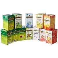 Twinings Herbal Infusion Tea Bags Variety Pack (Pack of 12, total 240 tea bags)