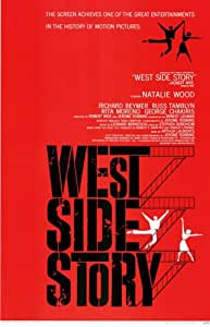 West Side Story (1961) - 11 x 17 - Style A