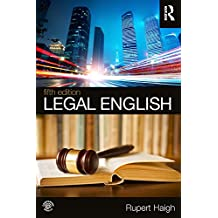 Legal English (English Edition)