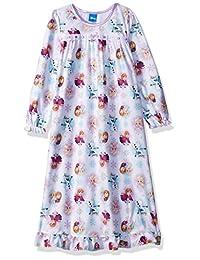 Disney 女童 Frozen Granny 睡衣
