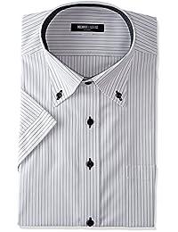 [弯曲日本]米奇科伦 形态稳定 高透气 超薄 短袖 男士