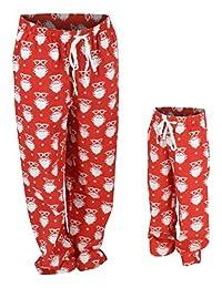 UB 圣诞老人配对家庭睡衣裤