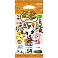 Amiibo 动物穿越包 系列 2 张卡片 多种颜色