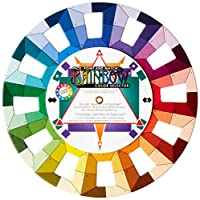 Dritz Quilting 3169 彩虹色轮子选择器 多色 1包 3169