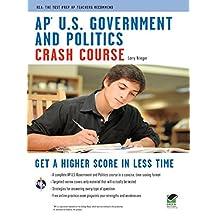 AP U.S. Government & Politics Crash Course (Advanced Placement (AP) Crash Course) (English Edition)