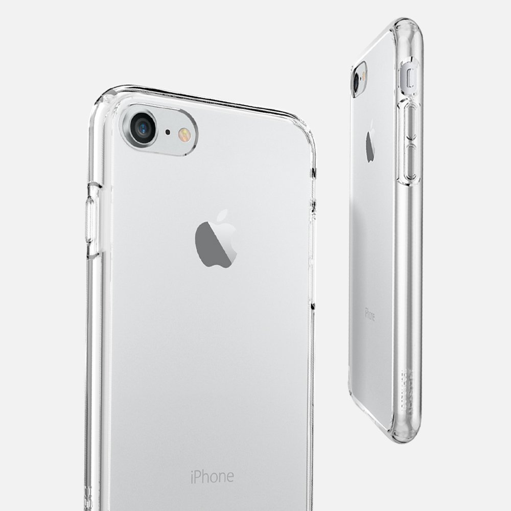 Spigen iPhone 7 Ultra Hybrid系列手机壳 水晶透明