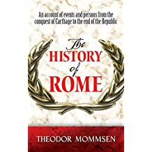The History of Rome (Dover Books on History, Political and Social Science) (English Edition)