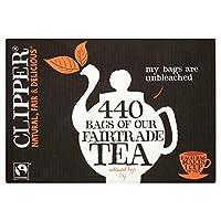 Clipper 公平貿易每日茶包 440個茶包