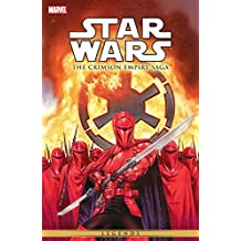 Star Wars - The Crimson Empire Saga (Star Wars: The New Republic) (English Edition)