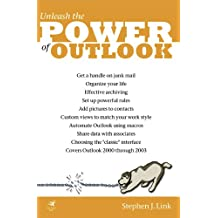 Power Outlook: Unleash the Power of Outlook 2003 (On Office series) (English Edition)