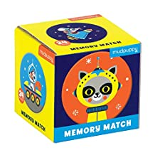 Outer Space Mini Memory Match Game