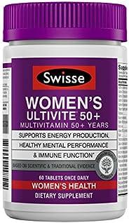 Swisse Ultivite 50+ Multivitamin, Women's, 60 C